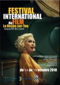 Festival international du film. Du 14 au 19 octobre 2014 à La-Roche-sur-Yon. Vendee.